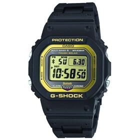 CASIO G-SHOCK GW-B5600BC-1ER Ur Herrer, black/black/gold